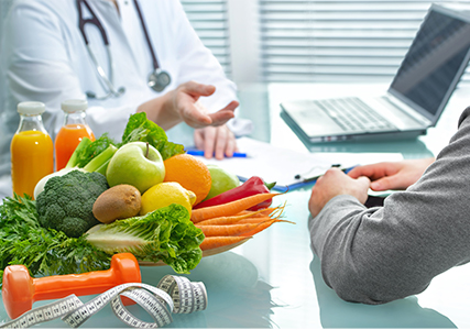 Our Services - Nutrition Therapy